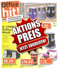Aktionen OfficeHit - Office Hit