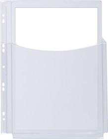 Faltentasche A4 PVC teildeck