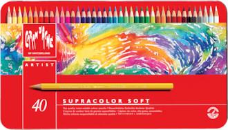 Farbstifte Supracolor 40er