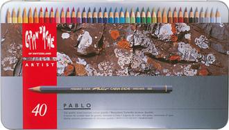 Farbstifte Pablo 40er