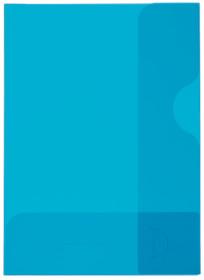 Präsentationsmappe A4 blau