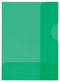 Präsentationsmappe A4 grün