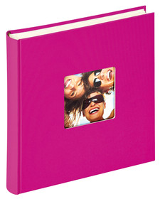 Fotoalbum FUN 30x30cm pink