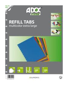 Bindex Register A4 10tlg.farbi
