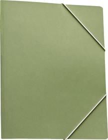 Momentordner Karton A4 grün